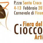 FIRENZE: dal 4 al 13 Febbraio la Fiera del cioccolato artigianale
