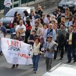 BORGO SAN LORENZO: I ragazzi del Giotto Ulivi, chiudono con una manifestazione, spiegando la cogestione