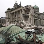 NUOVA ZELANDA: Si aggrava il bilancio del terremoto