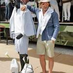 MODA: Accordo tra Italia Indipendent di Lapo Elkann e Marchon per la distribuzione di occhiali Karl Lagerfeld