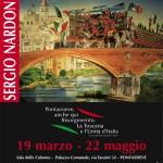 PONTASSIEVE: si inaugura Sabato la mostra di Sergio Nardoni