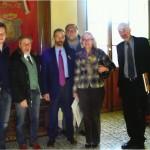 BASKET: partito il gemellaggio sportivo della Mugello88 con l'Estonia