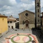 INFIORATA: Da Scarperia a Maranello, tra fiori e disegni