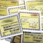 FUCECCHIO: fotocopie al posto delle assicurazioni auto