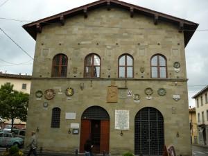Borgo San Lorenzo - biblioteca