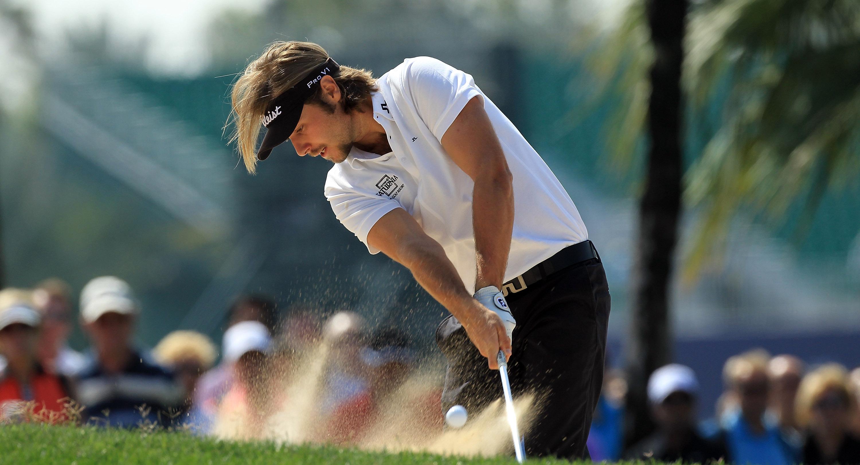 Dubuisson testimonial alle Terme di Saturnia Golf Club