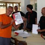 SICUREZZA STRADALE: Tavolo d'incontro stamani a Polcanto