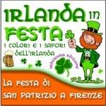 FIRENZE: Una settimana dedicata a San Patrizio con tutti i colori dell'Irlanda