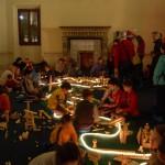 BORGO: Festa grande a Villa Pecori con il puzzle italiano