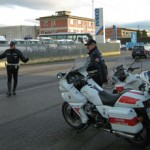 BORGO: Controlli alla circolazione, fermati 150 veicoli