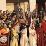 SAN CASCIANO: Al Giglio la vittoria nei giochi per il Carnevale Medievale