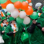 SAN PATRIZIO: Gli auguri all'Irlanda del Presidente Napolitano