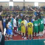 MUGELLO88: Successo per la Festa del Minibasket