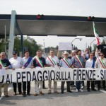 FIRENZE-SIENA: No di Barducci, Ceccobao e Bezzini a pedaggio