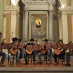 BORGO SAN LORENZO: Due concerti in Sant'Omobono. Al violino il Parroco Tagliaferri