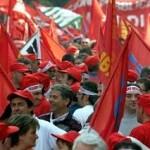 BARBERINO: Sciopero e presidio da parte degli operai della Mape-Tecnol