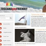 """TOSCANA: Sezione """"Gay Friendly"""" nel sito della Regione Toscana"""