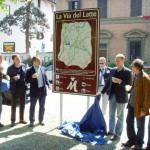"BORGO SAN LORENZO: Inaugurata la ""Via del Latte"""