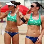BEACH VOLLEY: belle e brave……procede il cammino di Cicolari e Menegatti nel torneo femminile