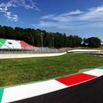 MUGELLO CIRCUIT: Cordoli tricolori in occasione dei 150 anni dell'Unità d'Italia