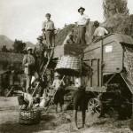 SCARPERIA: Da sabato immagini eccezionali di un Mugello di cento anni fa