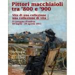 """MOSTRE: a San Godenzo i """"Pittori Macchiaioli tra '800 e '900"""""""