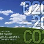FIRENZE: mezzo milione di tonnellate di CO2 in meno entro il 2020