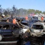 BORGO SAN LORENZO: Incidente con due vittime nel primo pomeriggio a Panicaglia