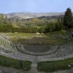"""FIESOLE: incontri e spettacoli con le """"notti dell'archeologia"""""""