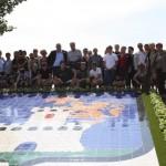 MARRADI: Una rotonda dedicata al paese mugellano dai cugini di Castelnaudary