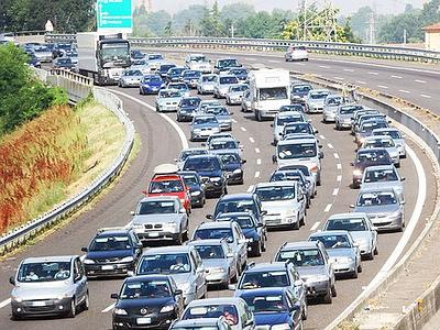 traffico autostrada partenze estate 2011
