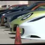"MOTORI: 11 Supercar in California per la ""World's Greatest Drag Race"""