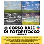 FOTOGRAFIA: A San Piero un corso di fotoritocco a cura del Photo Club Mugello