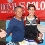 TENNIS: Daniele Capecchi è il primo mugellano della storia a trionfare in un Torneo Open