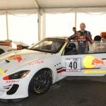 MUGELLO: Tra le curve del Trofeo Maserati spunta Il D.T. della Red Bull Adrian Newey