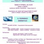 BORGO SAN LORENZO: Sabato si parla di fonti energetiche alternative grazie ad un progetto europeo