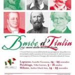 Barbe d'Italia, la storia del tricolore raccontata attraverso le barbe dei suoi protagonisti