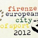 """Presentati logo e testimonial di """"Firenze città europea dello sport 2012"""""""