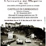 """CAFAGGIOLO: Il """"Circuito del Mugello"""" rivive nella splendida dimora medicea"""