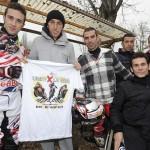 RIDE FOR LIFE: Dovizioso, Melandri e altri campioni delle due ruote si sfidano per beneficenza al crossodromo di Faenza