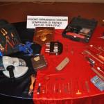 Sgominata una banda di ladri da appartamento. Arrestati 7 malviventi a Firenze