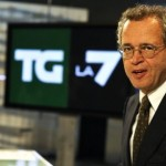 TELEGIORNALI: Mentana si dimette da direttore del TG La7