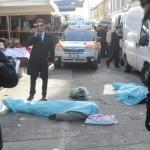 FIRENZE: Pomeriggio di follia. Cinquantenne uccide due senegalesi e poi si toglie la vita