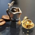 FIERA DI RIMINI: In mostra al Sigep la caffettiera piu piccola del mondo