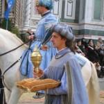 FIRENZE: Venerdì torna, in occasione dell'Epifania, la Cavalcata dei Magi con 700 figuranti