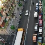 FIRENZE: Foto e multa per chi lascia l'auto in doppia fila