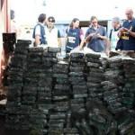 DROGA: Due mega operazioni, in mare aperto e ad Ostia