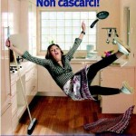INAIL: Entro gennaio le casalinghe dovranno pagare l'assicurazione entro gli infortuni domestici