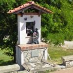 """SAN PIERO A SIEVE: Trafugata la scultura della """"Madonnina"""" di Antonio Berti. La denuncia dell'Amministrazione e della Pro Loco"""