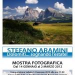 FOTOGRAFIA: Dal 14 gennaio a Borgo San Lorenzo una mostra di Stefano Aramini
